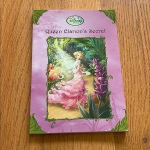Queen Clarion's Secret - Book